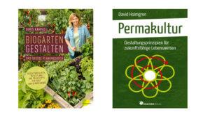 Literatur zum Gestalten von Bio- und Permakulturgärten