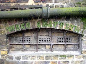 Moosgraffiti