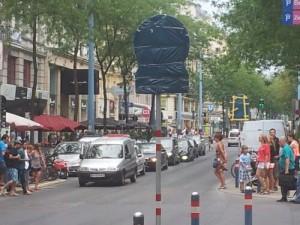 Wien:Mariahilferstraße Neu
